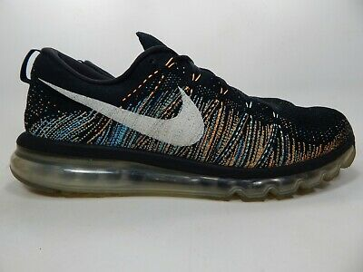Course MdUe 5 14 Max Chaussures Nike 48 Taille Flyknit Air Homme Noir WD29IHEeY
