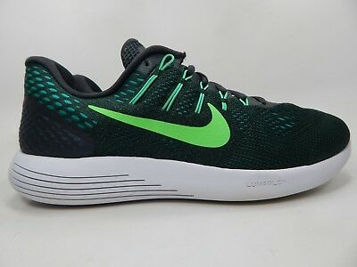 reputable site c831b 9b98b Nike Lunarglide 8 Size 8.5 M (D) 42 Homme Chaussures Course Vert 843725-
