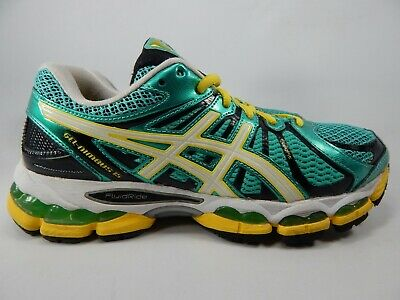 newest 84883 6f0a5 Asics Gel Nimbus 15 Taille Us 8 M (B)39.5 Femmes Chaussures Course Jaune