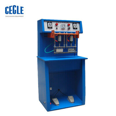 TS-80 Best Factory Price Semi-automatic Pedal Soft Tube Sealing Machine