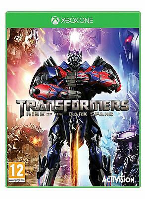 Transformers: Rise of the Dark Spark Microsoft Xbox One Brand New FACTORY SEALED