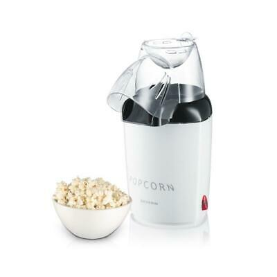 Severin Popcorn Maker 3 Minute Hot Air Cooking 1200W With Scoop PC3751