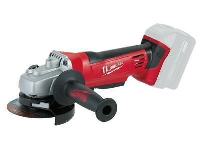Milwaukee Hd18Ag 0 18V 115Mm Cordless Grinder Body Only Brand New