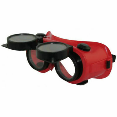 Murex Flip Up Front Safety Gas Welding Goggles Eye Protection 5GWF