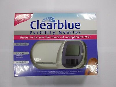 Clearblue Fertility Monitor - Brand New