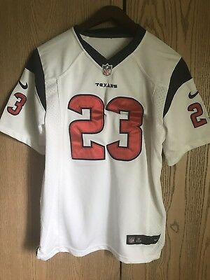 Discount ARIAN FOSTER #23 (Sewn On) Houston Texans NIKE NFL Players Jersey  free shipping