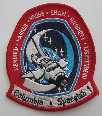 NASA SPACE Program Shuttle COLUMBIA 61 STS-61C Patch   approx 3inch