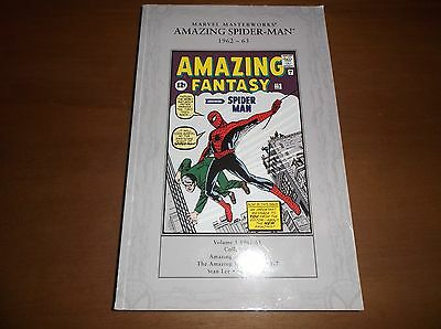 Marvel Masterworks - Amazing Spider-Man Vol. 1 in lingua inglese 2006 Panini