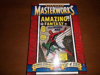 Marvel Masterworks - The Amazing Spider-man n. 1 - Hardcover - L' Uomo Ragno