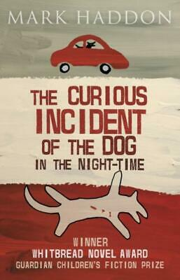 The Curious Incident of the Dog in the Night-Ti... - Mark Haddon - Acceptable...