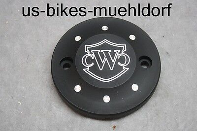 Night Rod-V Rod-Muscle Limadeckel Cover 2003 - 2017 - 1