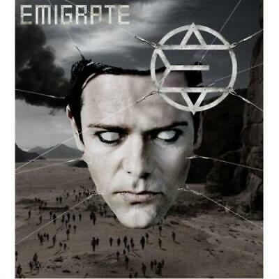 Rammstein - Emigrate (Rare Limited Edition/Special Printed Case)