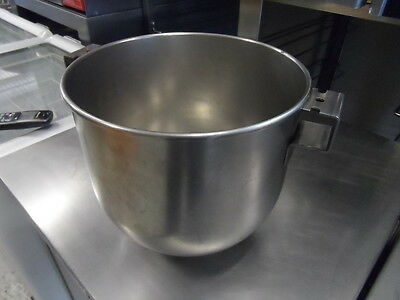 Crypto Peerless EB10 EL10 Stainless Steel Mixer Bowl 10 Litre £50 + Vat
