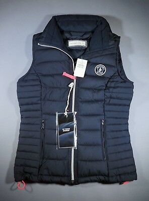 Abercrombie & Fitch Black Down Vest Girls & Ladies XS Jacket Brand New with Tag