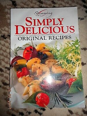 Slimming World Simply Delicious 90 Free & Low Syn Red/ Original Plan Recipes Gc