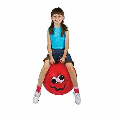 45Cm Large Exercise Retro Jump Space Hopper Play Ball Toy Kids Adult Party Games