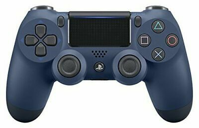 Dualshock 4 - midnight blue Wireless Controller Sony Official w/Tracking