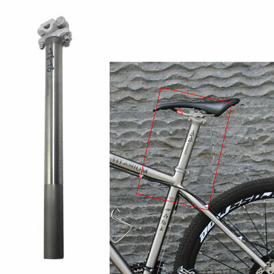 Good PRO Tharsis 9.8 Seatpost 30.9x350mm Aluminum 10mm Setback Black