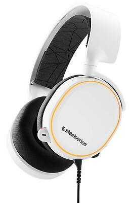 Enclosed Gaming Headset SteelSeries Arctis 5 Black (2019 Edition) 61504