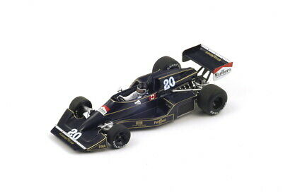 Wolf Williams Fw05 J.Ickx 1976 #20 16th South African Gp 1:43 Model S4045