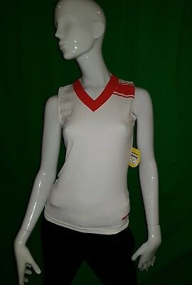 Can-Am Brp Ladies Spyder Stripe Vest Top Medium