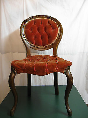 pelham, shell and leckie 1932 parlor chairs