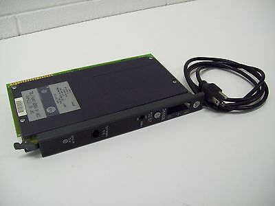 Allen-Bradley 1771-P4S Ac Power Supply Module Corded - Used - Free Shipping