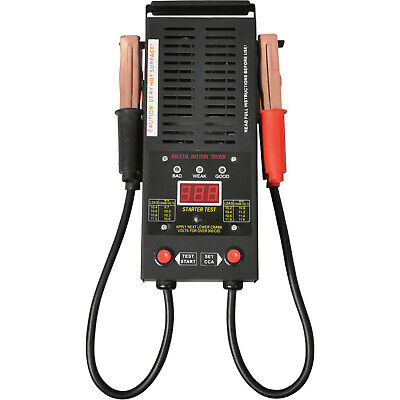NEW!! Ironton Battery Load Tester — 125 Amps
