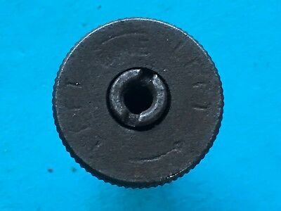 "M1 Garand ""Bme"" Lock Bar Rear Sight Windage Knob Genuine Original Usgi Wwii Era"