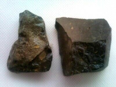 Paleolithic Art & Tool. basalt stone. from the Golan Heights to Syria - Lebanon