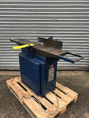 "Multico 9"" Surface Planer 3 Phase"