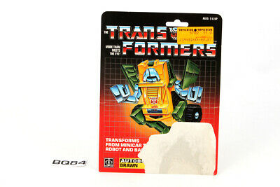 TECH SPEC Transformers Original Vintage G1 1984-1990 - YOUR CHOICE B