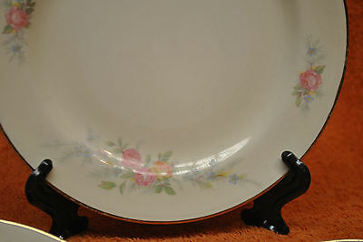 "Homer Laughlin Eggshell Nautilus February 1947 Replacement 6"" Bread Butter Plate"