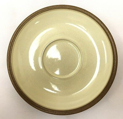 ~Denby Energy Cinnamon Breakfast Saucer - Brand New - Discontinued Item