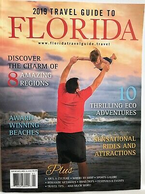 2019 Travel Guide to Florida Discover The Charm Of 8 Amazing Regions Brand New