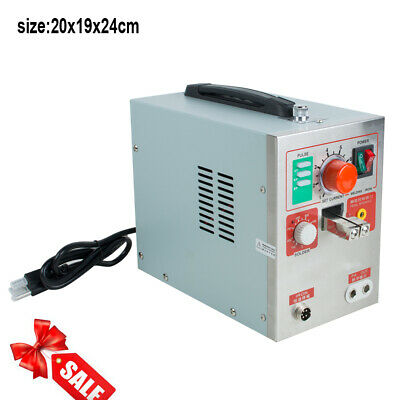 2in1 Pulse Spot Welder Battery Welding Soldering Machine 1.9kw 60A  New