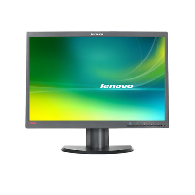 Lenovo ThinkVision T2252p 22 inch LED-backlit LCD monitor Display Port