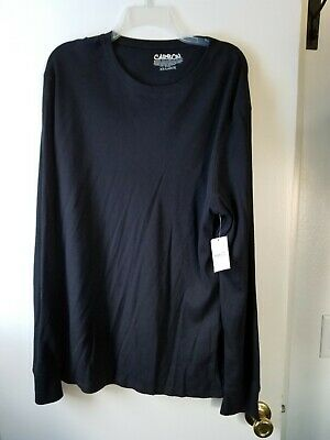 NWT CARBON by RUE 21 Mens Set of 2 Waffle Knit Thermal Tee 220348RM