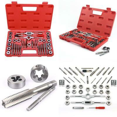 Best Choice 40-Piece Tap And Die Set - Sae Inch Sizes | Essential Threading Tool