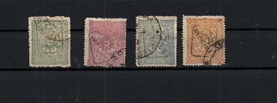 Turkey Ottoman Empire Newspaper Used Overprinted Stamps Unchecked (Tur 46)