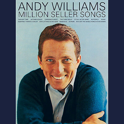 Andy Williams - Million Seller Songs CD