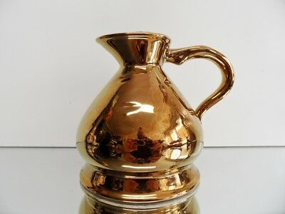Collector Pichet Jug Verseuse Vintage Wade Regicor London England Ceramique Art
