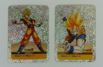 Lamincards Dragon Ball Z Carte Cards Edibas  2007 - A Scelta - (L7)