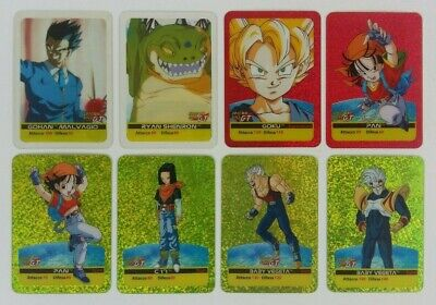 Lamincards Dragon Ball Gt Carte Cards Edibas  2007 - A Scelta - (L3)