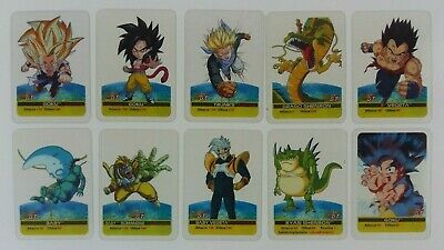 Lamincards Dragon Ball Gt Carte Cards Edibas  2007 - A Scelta - (L1)