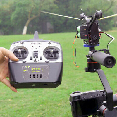 CALCLAW NEW 3-axis Professional Cableway System Gimbal Video Capture Device