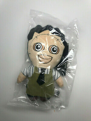 EXCLUSIVE Leatherface Texas Chainsaw Massacre Plush Loot Crate Happy LootCrate