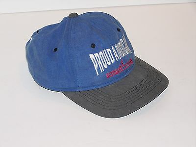 Blue Denim ,Limited Edition 94/95,Usa,Collectable, Schrade, Snap  Back Hat