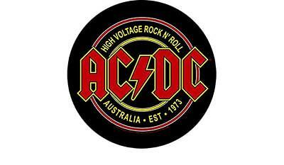 AC-DC Back Patch Toppa Gigante High Voltage Rock N Roll OFFICIAL MERCHANDISE
