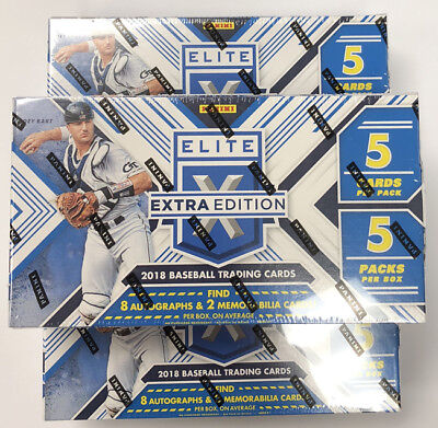 2018 Panini Elite Extra Edition Base Cards - PICK YOUR PLAYER #/999 **ADDED MORE